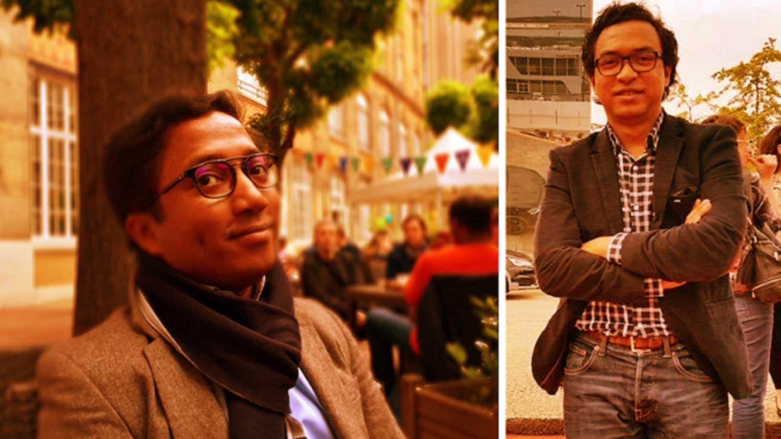 Charles-Henri et Miandra Ravony, les deux frères cofondateurs de Fanjava