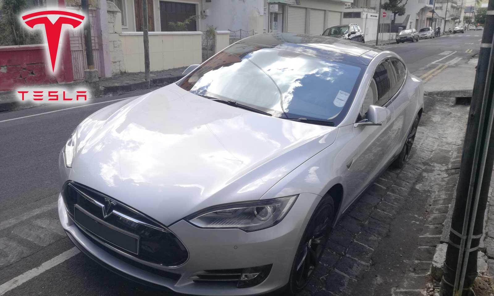 Tesla Ile Maurice
