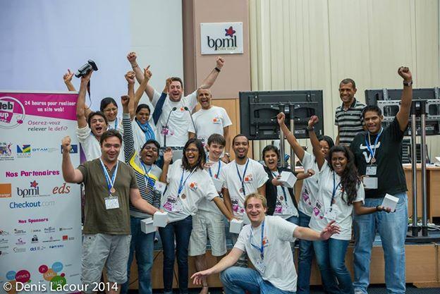 Webcup Team 2014