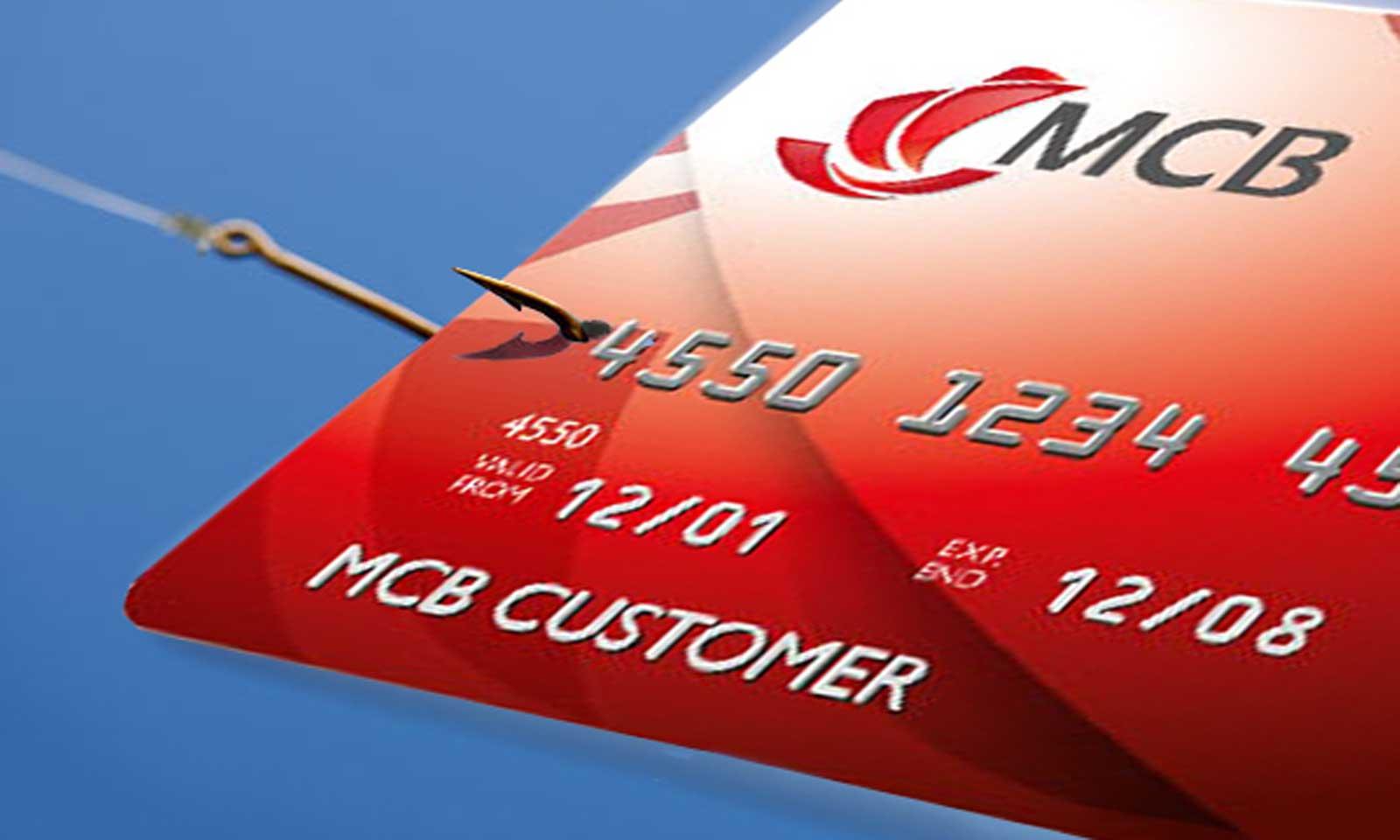 Phishing attacks in Mauritius