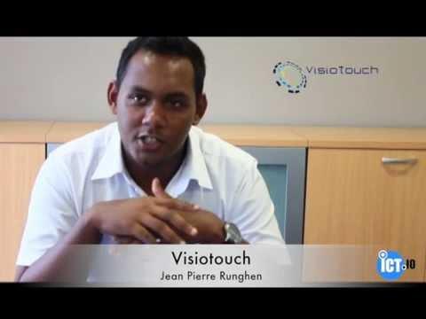 Interview de Visiotouch Ltd. par ICT.io