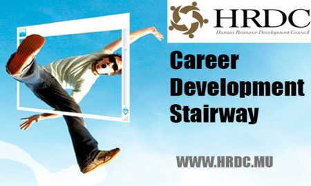 Career Development Stairway