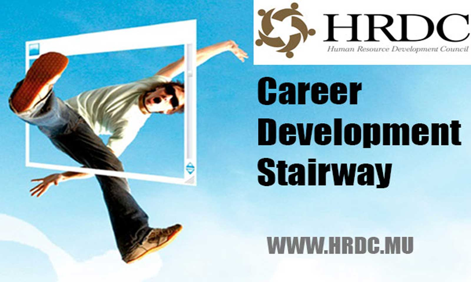 Career Development Stairway