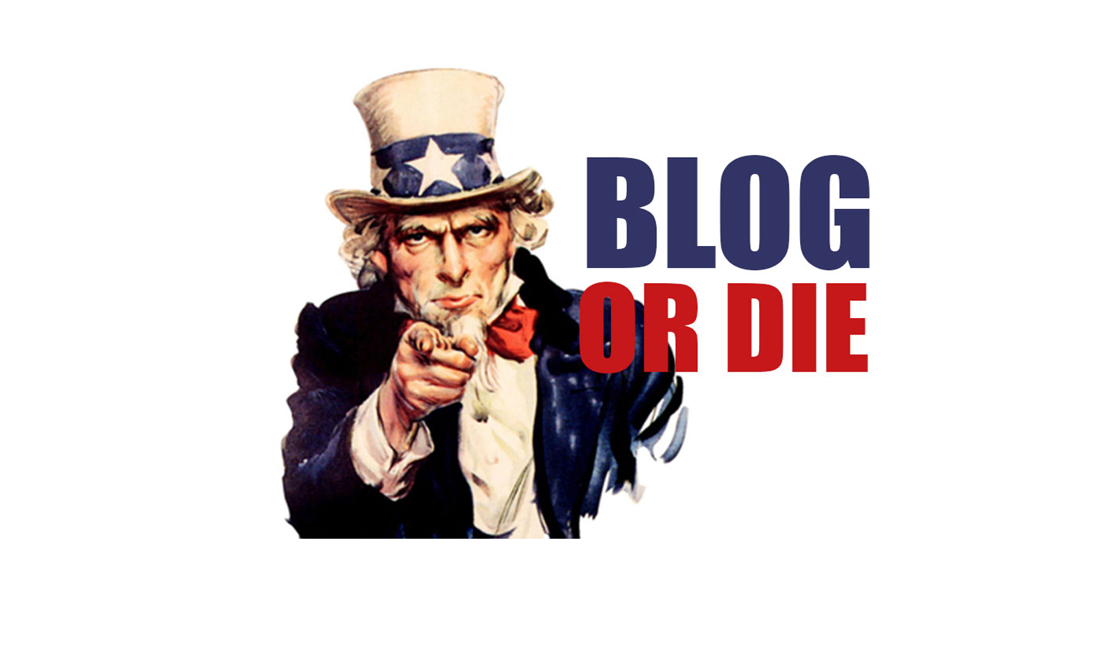 blog or die