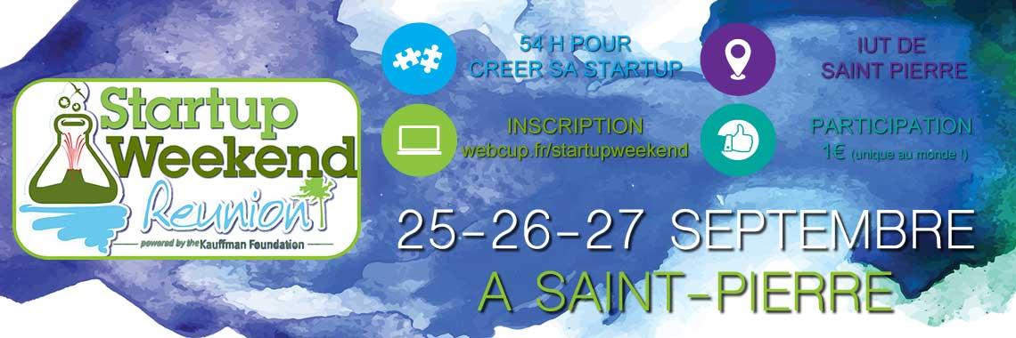 Startup Weekend La Réunion