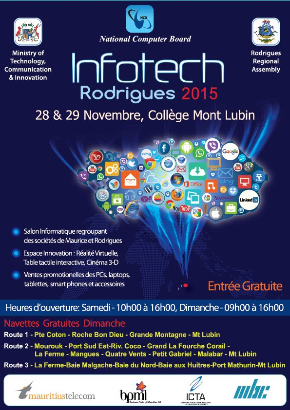 Infotech Rodrigues 2015