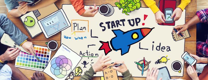 Au fait c est quoi une startup for Idee start up 2016