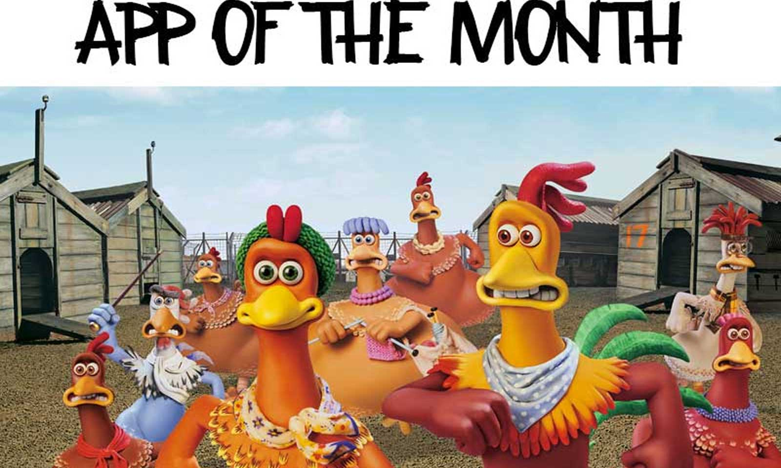 App of the month KFC