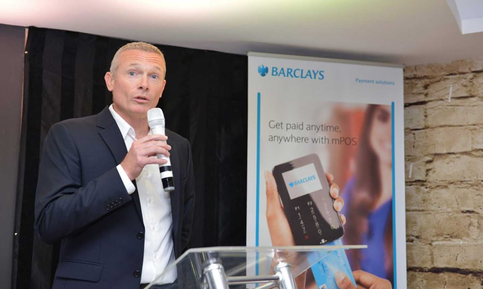 Barclays terminal mPOS
