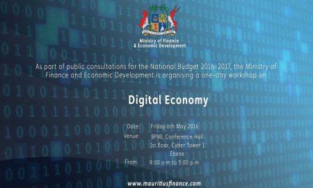 Digital Economy Workshop