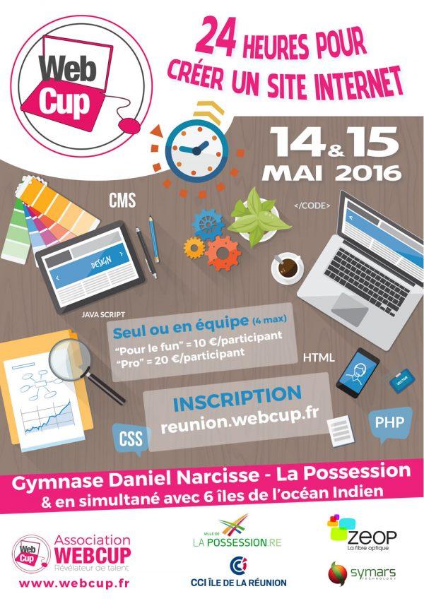 Webcup Réunion
