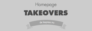 Homepage Takeover