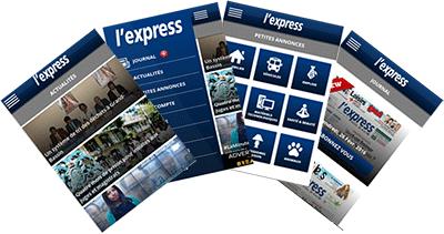 L'Express App