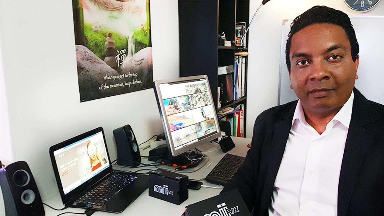François Mark entrepreneur