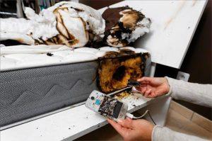 Smartphones explosion