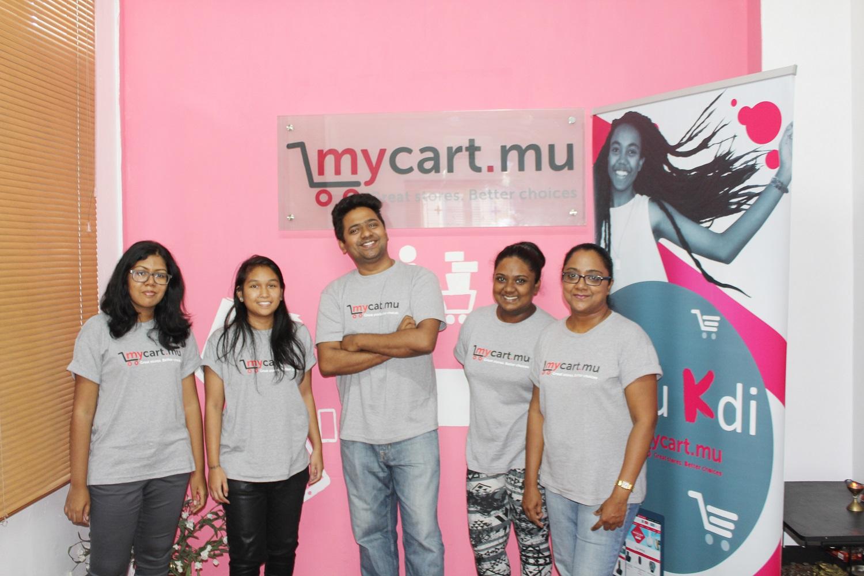 MyCart.mu Team