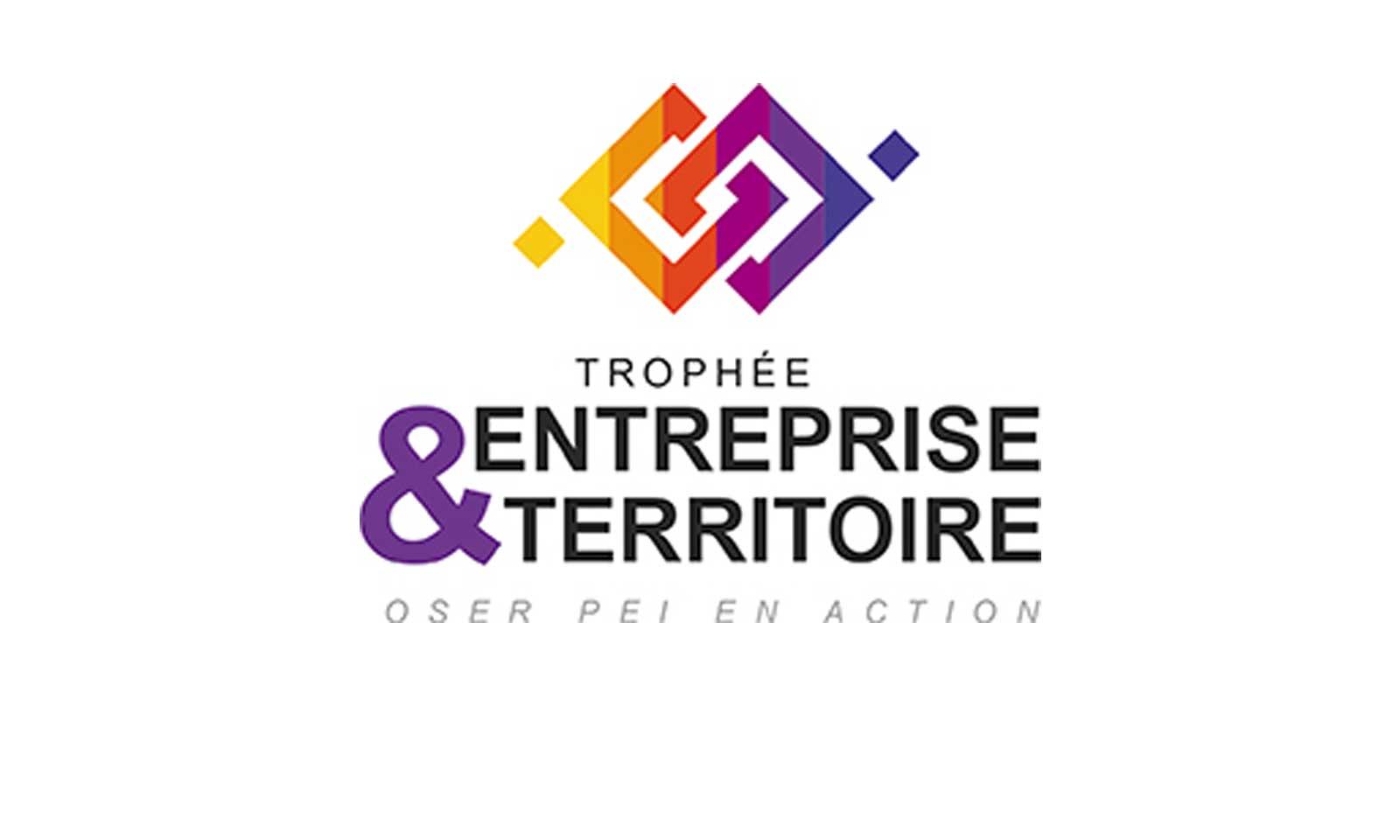trophée entreprise et territoire