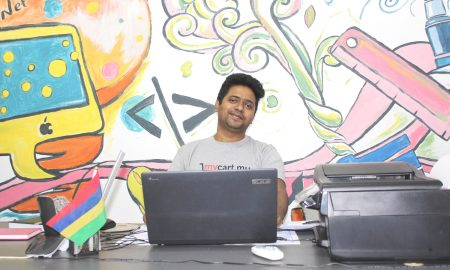Vishal Anand: Directeur général de MyCart.mu