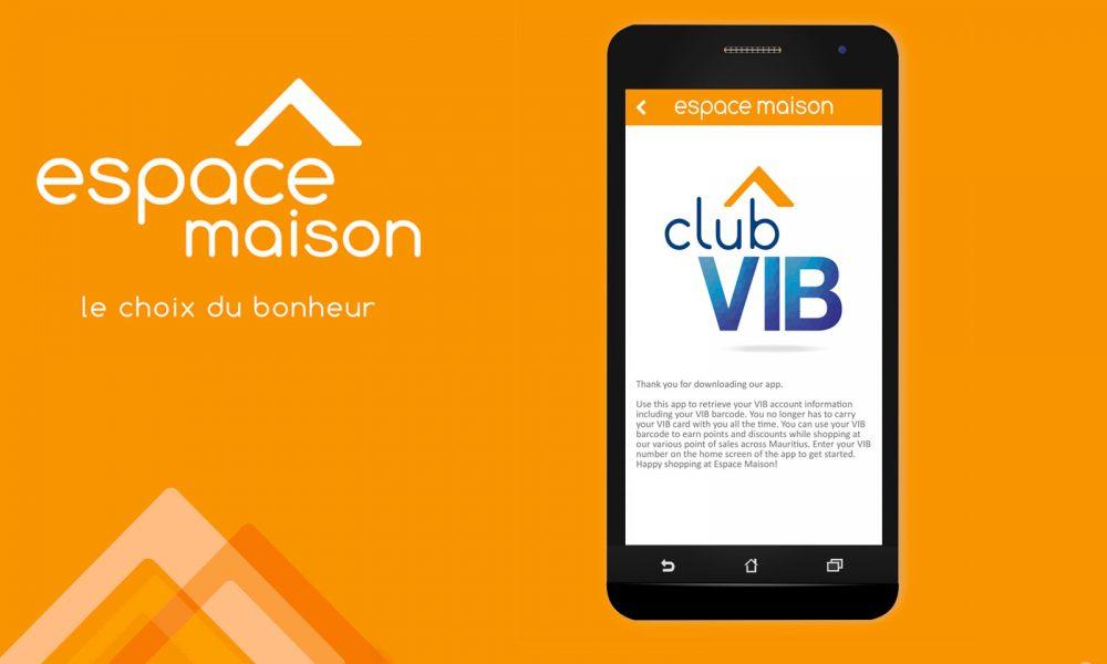 Club VIB app