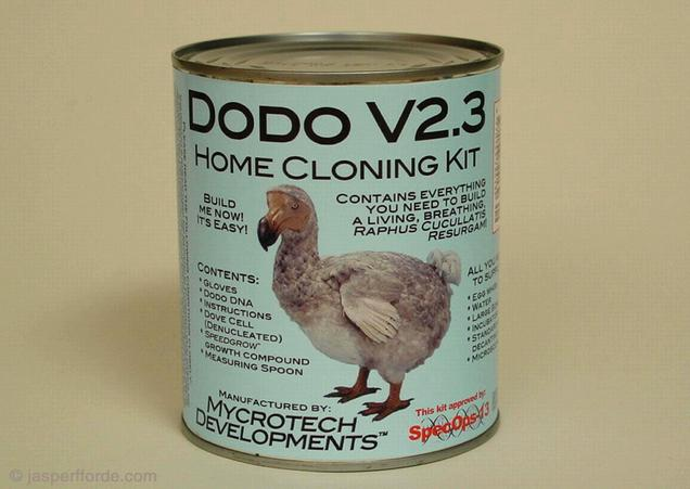 Dodo cloning Kit