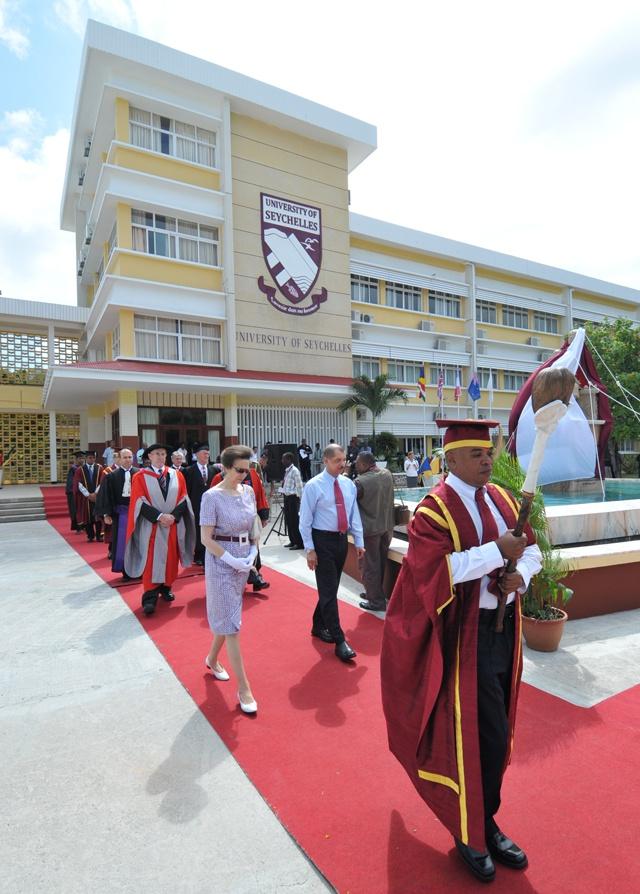 Universite des Seychelles