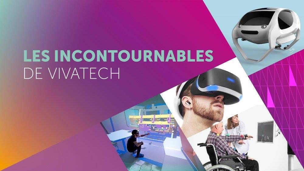 Incontournables VivaTech