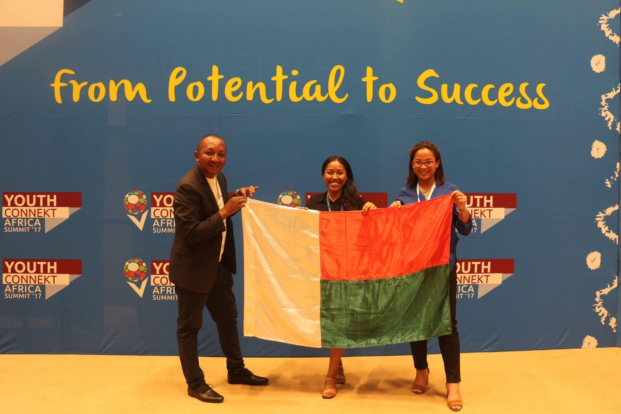 Madagascar Youth Connekt Africa