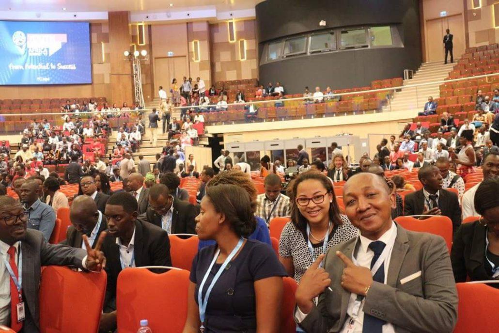 Summit Youth Connekt Africa