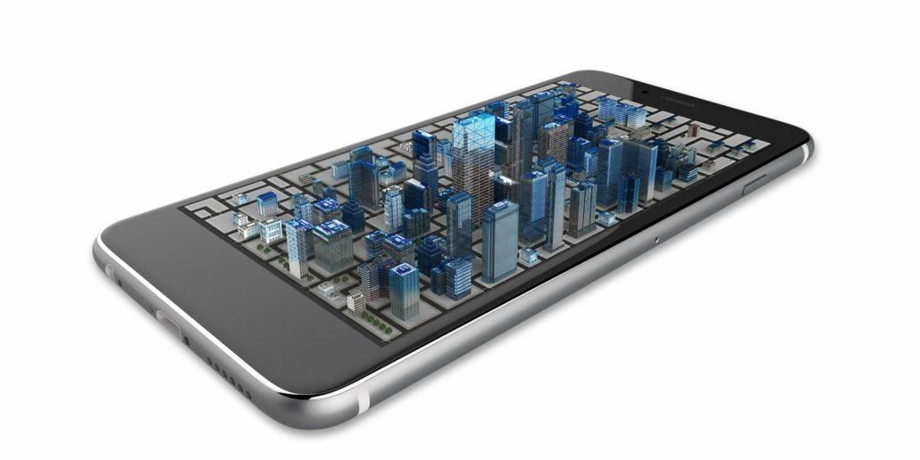 hydrogen one le premier t l phone holographique arrive d s 2018. Black Bedroom Furniture Sets. Home Design Ideas