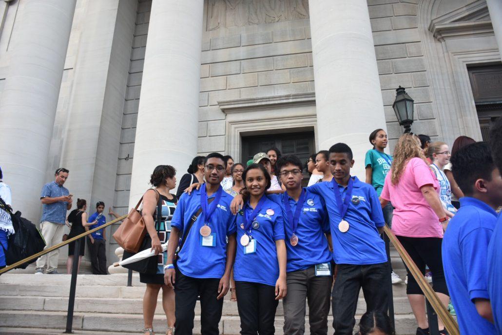 First Global Challenge - Team Madagascar