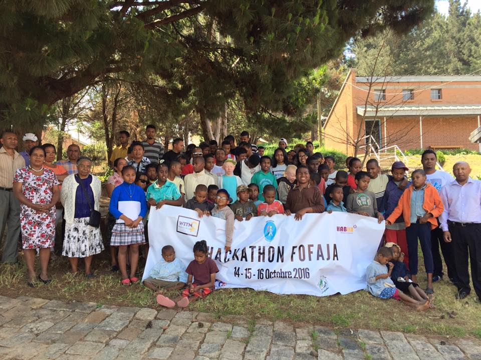 Women In Tech Madagascar - Hackathon FOFAJA