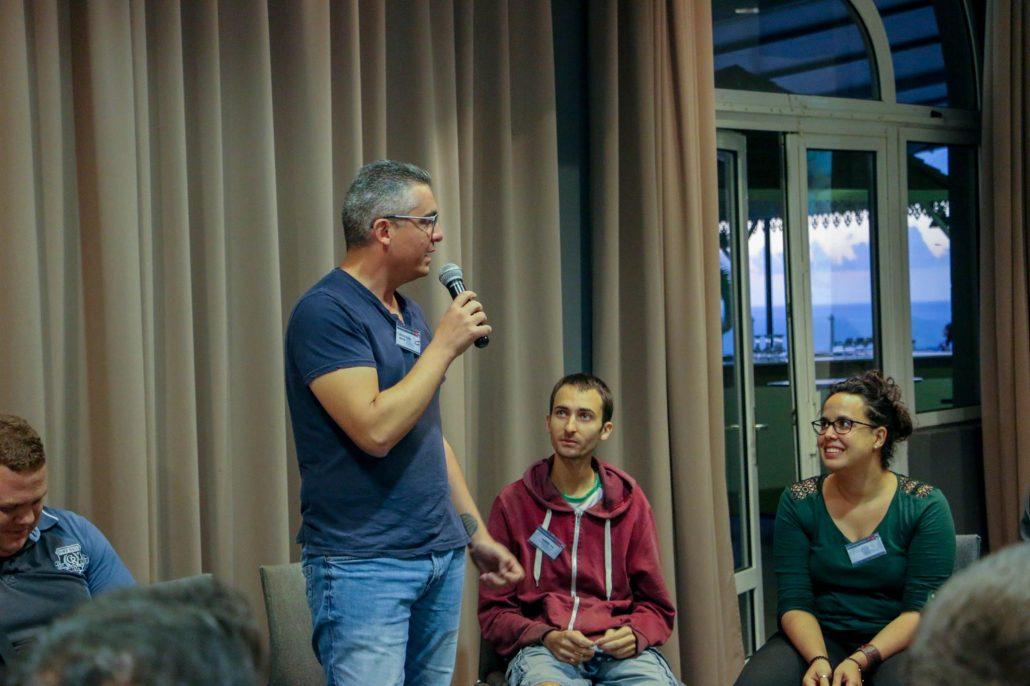 Atelier Intelligence Collective par Digital Réunion