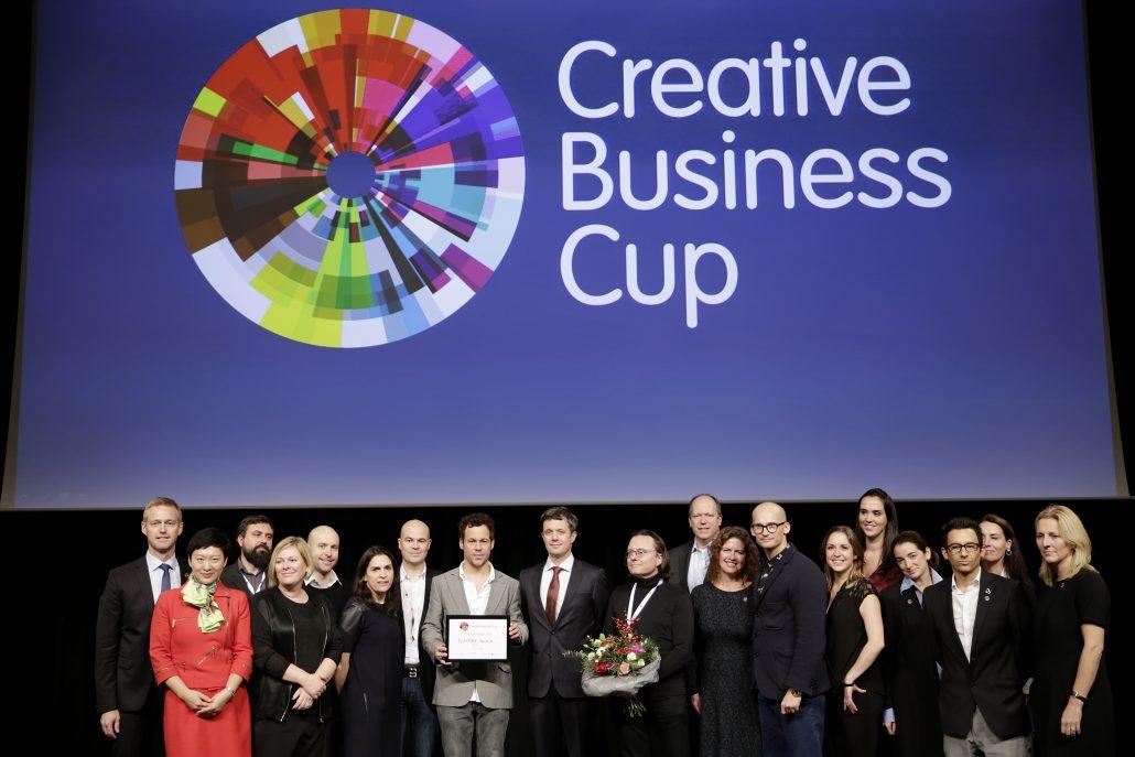 Creative Business Cup Madagascar finale 2014