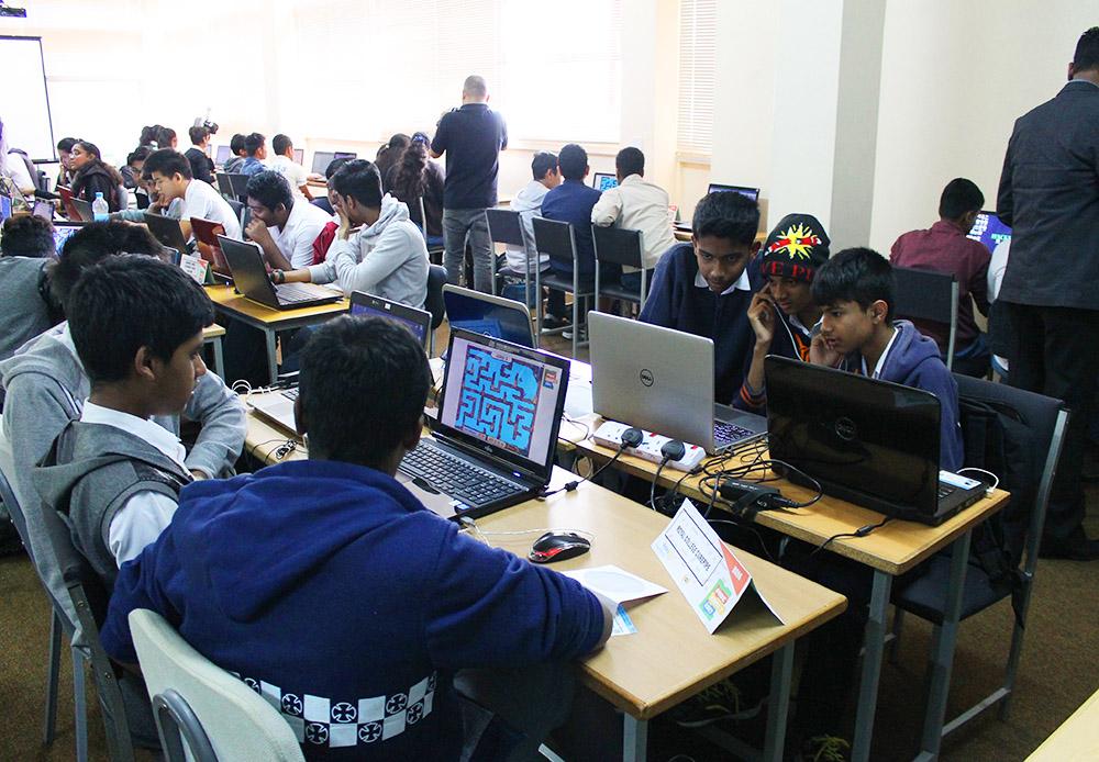 Code Craft competition : inculquer le codage dès le plus jeune âge
