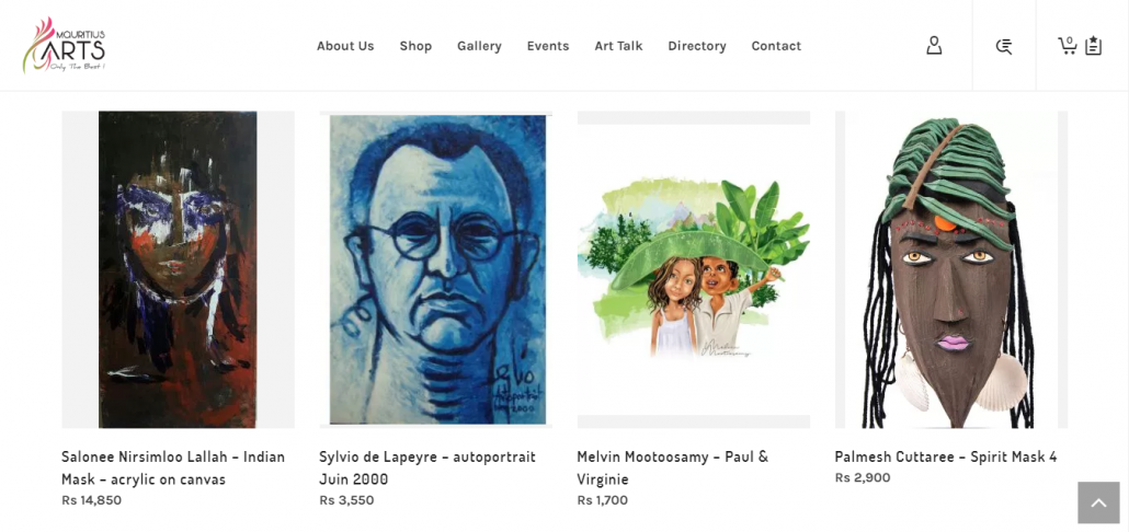 Mauritiusarts.com