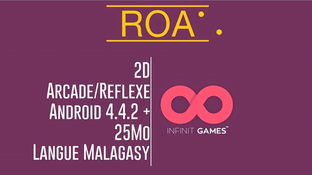 ROA, jeu video malgache
