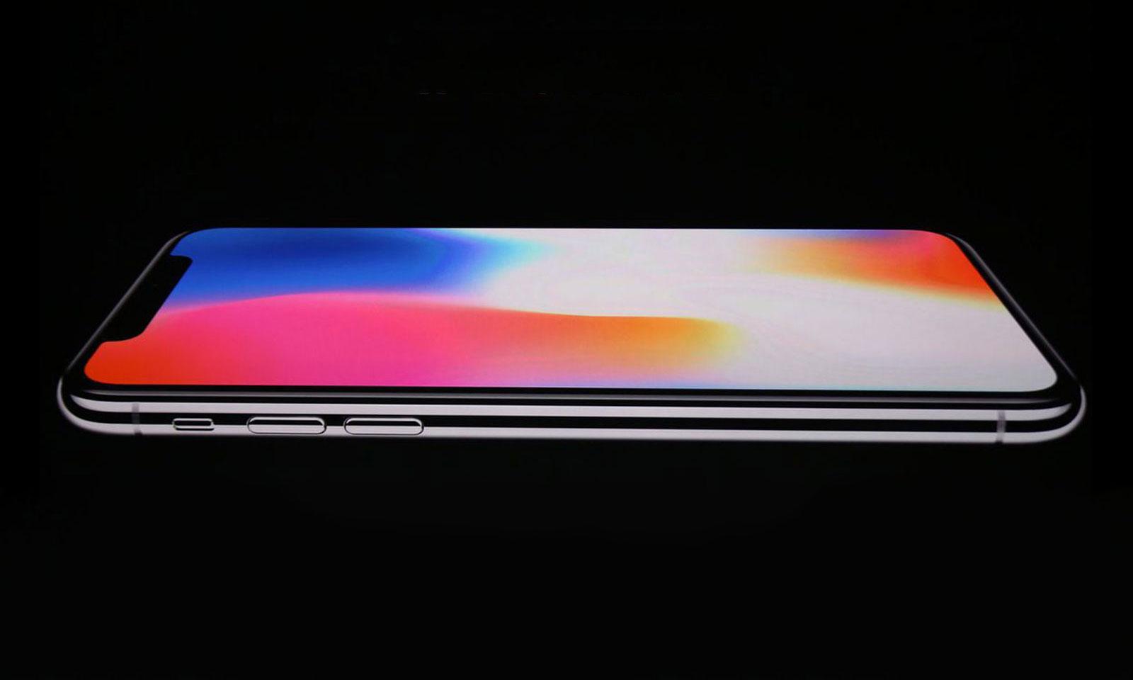 L'iPhone-X d'Apple