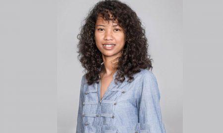 Tahina-titulaire d'une bourse de l'Unesco