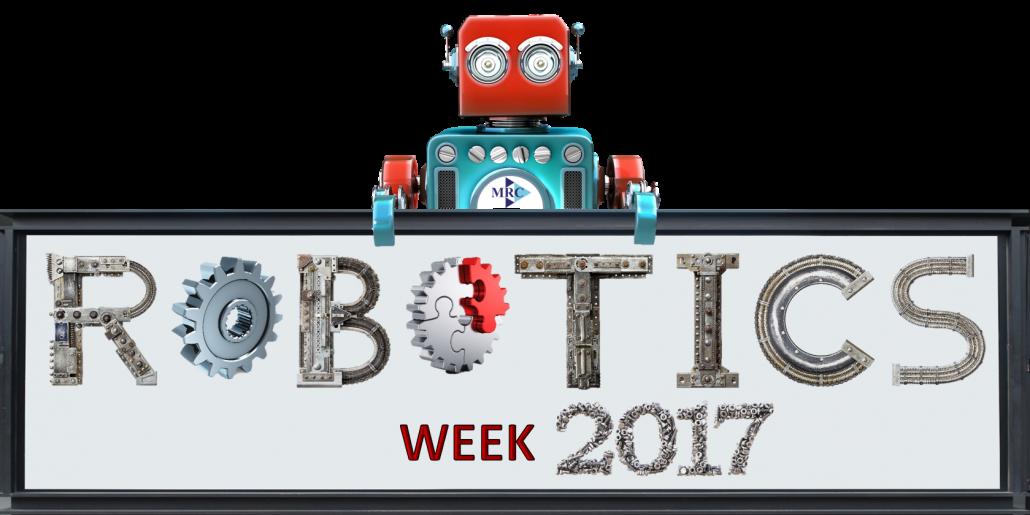 semaine de la robotique 2017