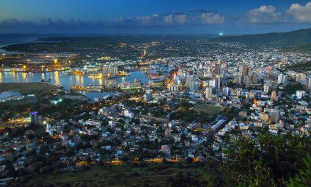 Evening_Port_Louis
