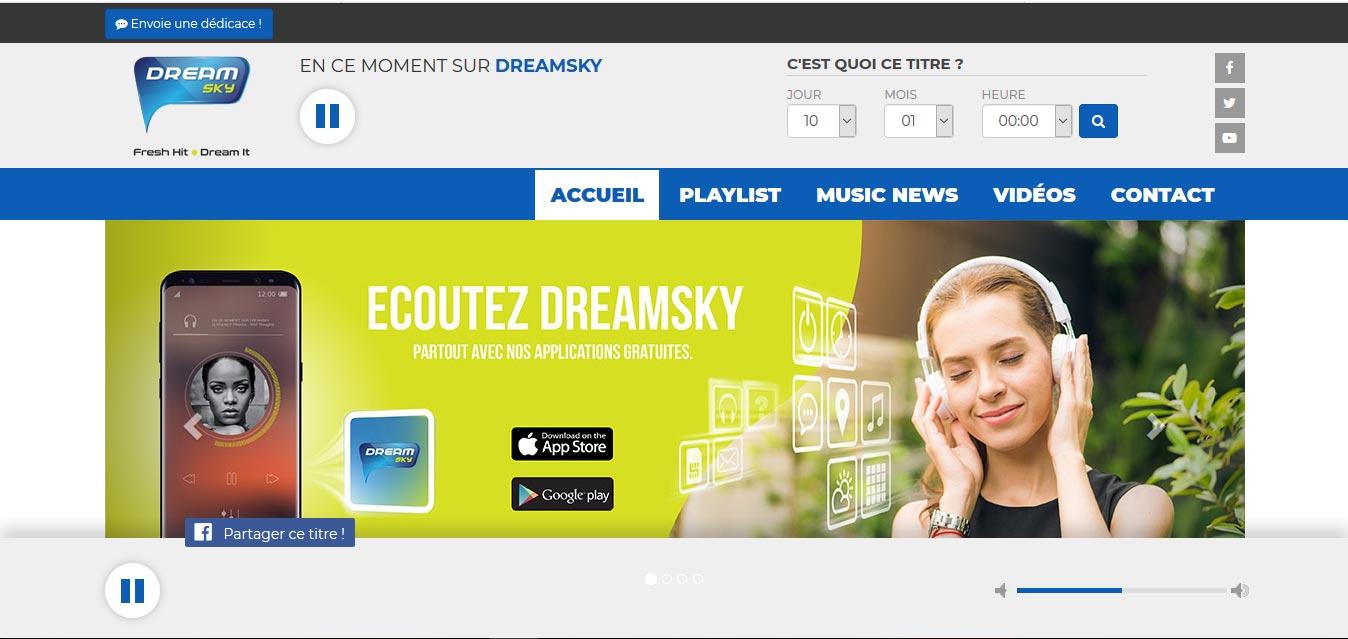 Dreamsky-weradio