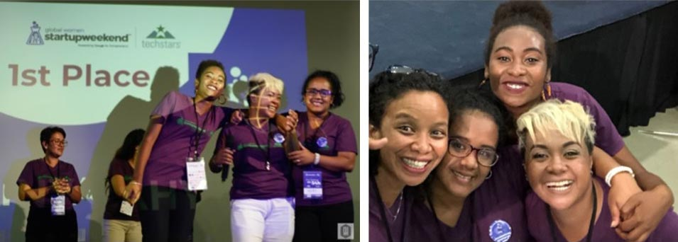 Madagascar : le Global Startup Weekend Woman remporte un franc succès !