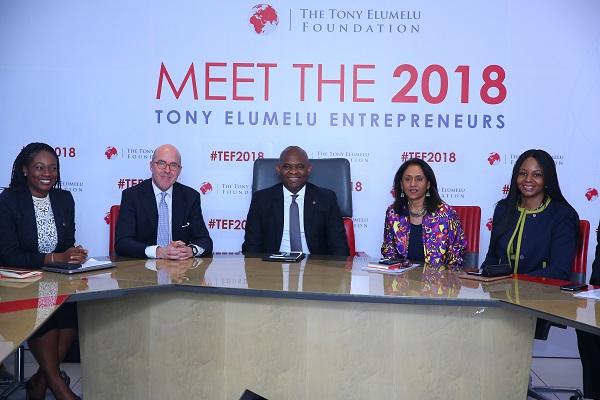 Des start-ups mauriciennes boursières d'une fondation nigérienne