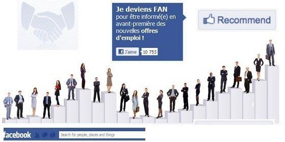 Facebook déploie son service de recherche d'emploi dans 40 pays
