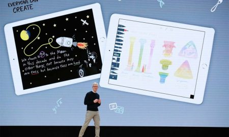 Nouvel iPad, nouvelle application : Apple se dédie à l'éducation !