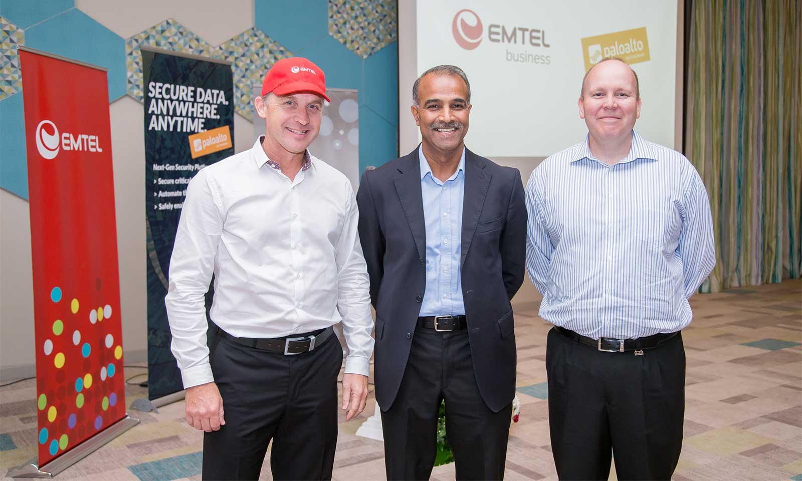Cybermenaces : Emtel se lance dans la sécurité informatique !