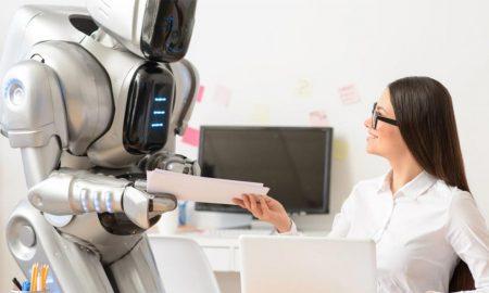 Vera, le robot qui vous fait passer votre entretien d'embauche !