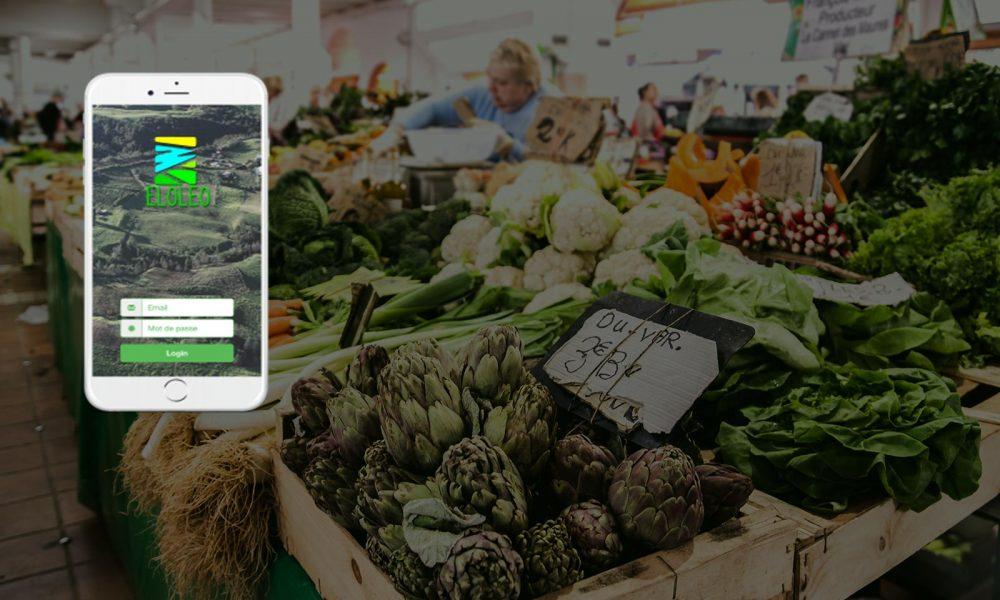 Découvrez Eloléo, une application mobile de circuit ultra court et en temps réel, entre producteurs locaux et consommateurs à proximité.