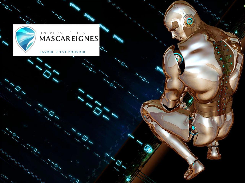Quand la robotique s'invite à l'Université des Mascareignes !