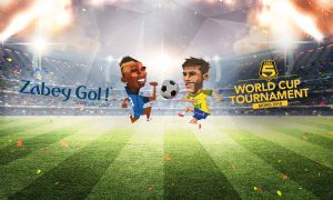 Zabey Gol : le tournoi en ligne qui vous rend complètement foot !